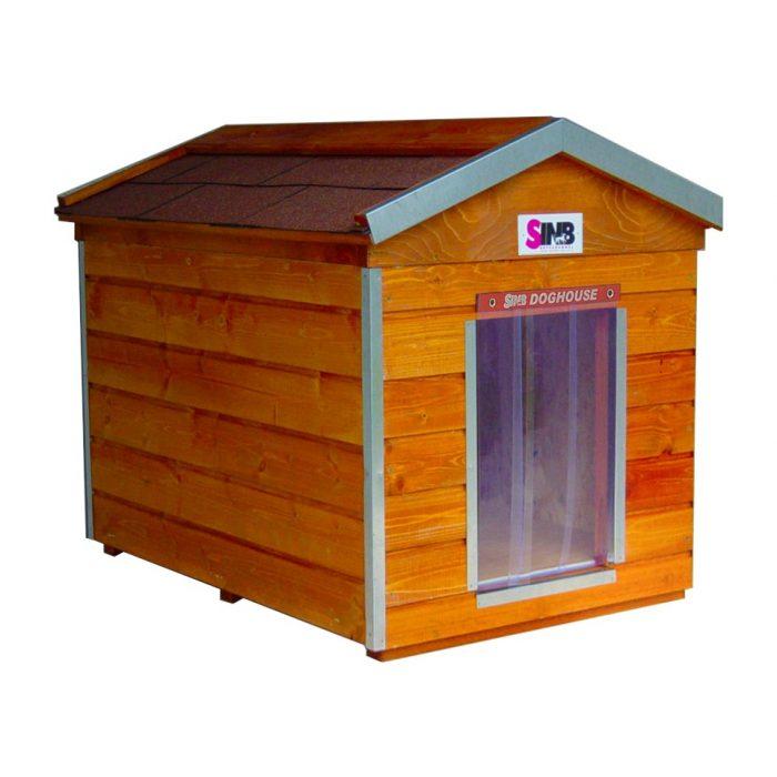 [M-HS-PA] Thermo Madera dog house ST