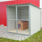 "[M-HXL-ST] Thermo Madera dog house ST ""XL"" insize (LxWxH:102x68x55cm)"