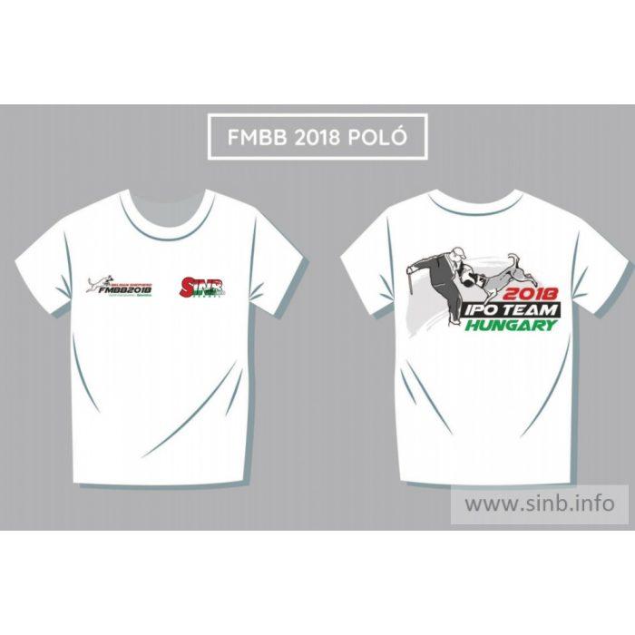 [Polo_FMBB_2018_MEN] FMBB - Polo for men