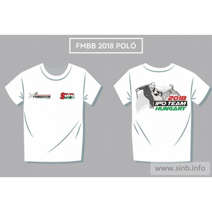 [Polo_FMBB_2018_Women] FMBB - Polo for women