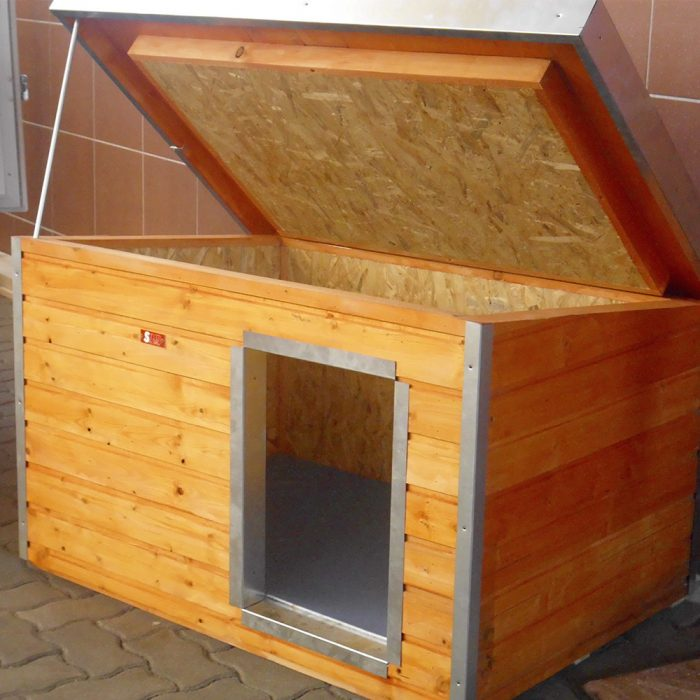 Thermo Madera dog house SMH