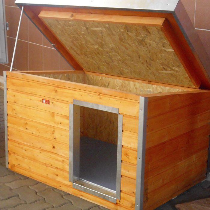 [SM-PA] Thermo Madera dog house  SMH