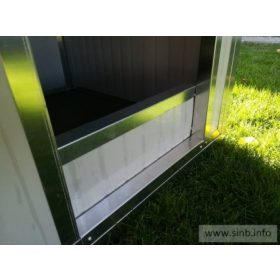 Sill for doghouse